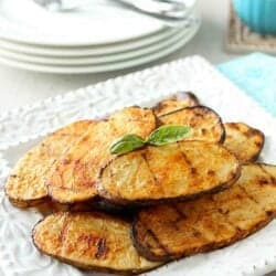 Grilled Potatoes with Smoked Paprika Recipe