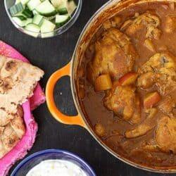 Mum's Chicken & Potato Curry Recipe | cookincanuck.com