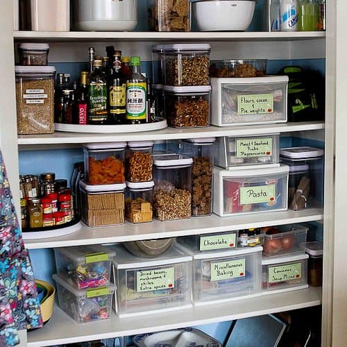 9 Tips For A Perfectly Organized Pantry: How To: Organize Your Pantry