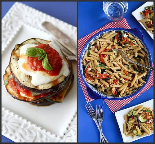 Eggplant Recipe | cookincanuck.com #recipe #vegetarian