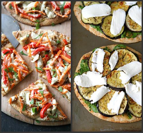Naan Pizza Recipes | cookincanuck.com