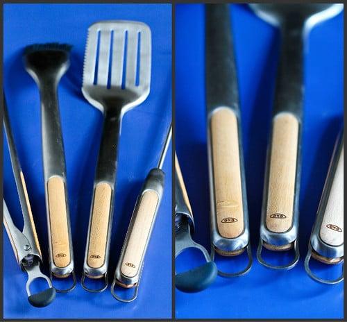 OXO Grilling Tools | cookincanuck.com