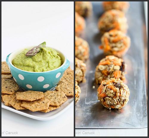 Snack Recipes | cookincanuck.com