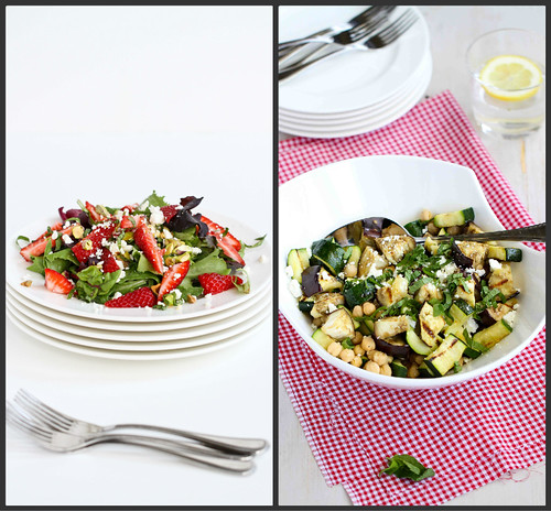 Healthy Summer Salad Recipes | cookincanuck.com