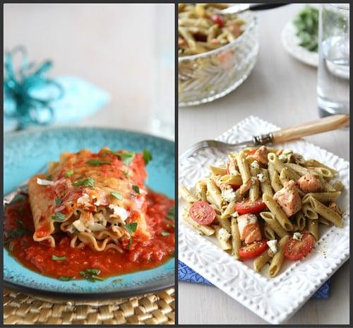 Healthy Pasta Recipes | cookincanuck.com