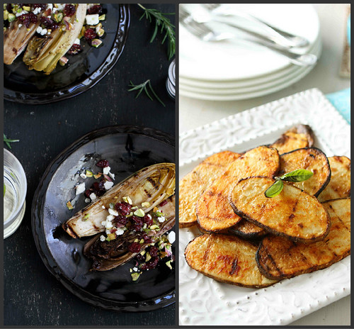 Top Ten Grilled Vegetarian Recipes | cookincanuck.com #recipe #vegetarian