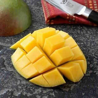 How to: Cut a Mango