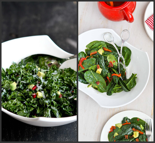 Salad Recipes | cookincanuck.com #recipe #salad