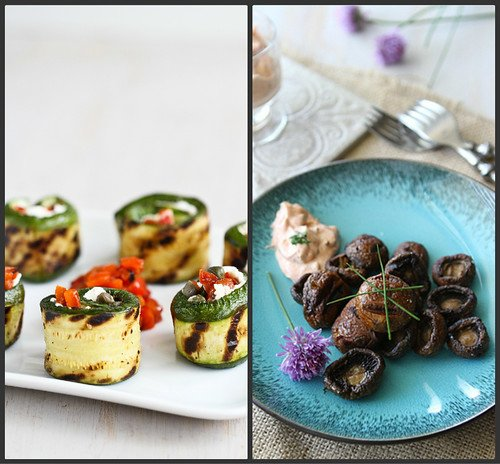 Grilled Appetizer Recipes | cookincanuck.com #recipe #grilling #appetizer