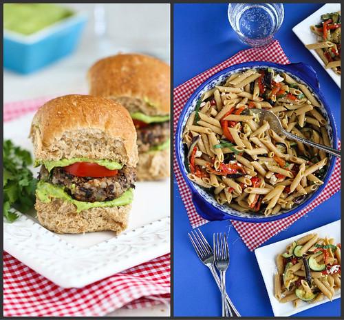 Vegetarian Dinner Ideas | cookincanuck.com #recipe #vegetarian