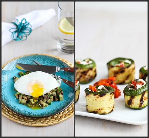 Zucchini Recipes | cookincanuck.com #recipe #zucchini