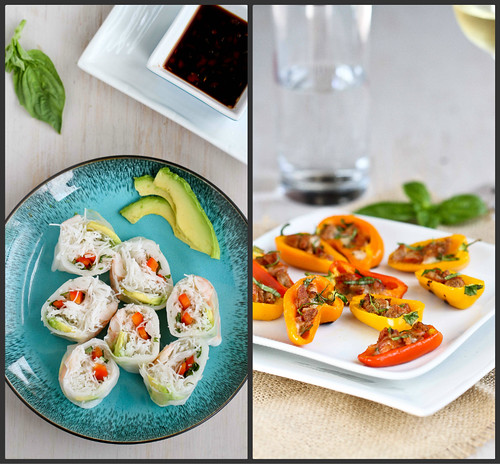 Healthy Appetizer Recipes | cookincanuck.com