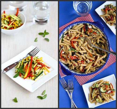 Summertime Zucchini Recipes | cookincanuck.com #recipe #zucchini