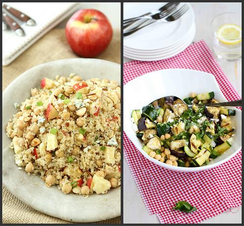 Vegetarian Chickpea Recipes | cookincanuck.com