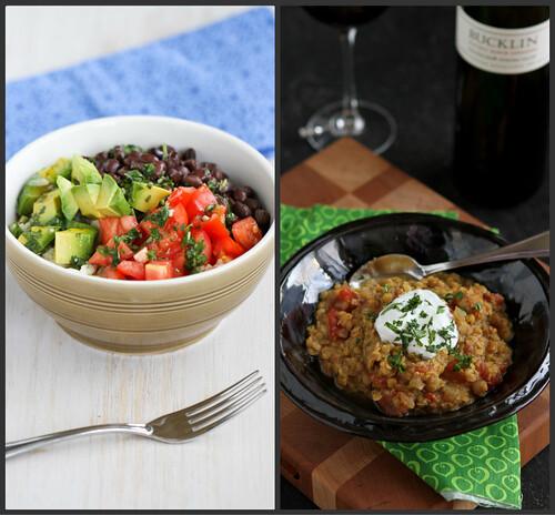 Best Vegetarian Recipes | cookincanuck.com #vegetarian #recipe