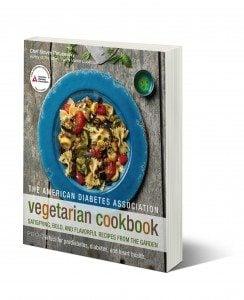The American Diabetes Association Vegetarian Cookbook