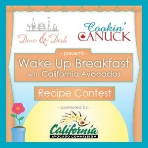 Link-Up Your Avocado Breakfast Recipes...$1600 in prizes