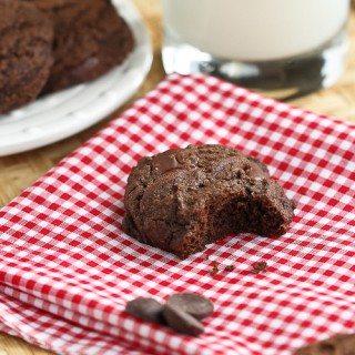 Whole Wheat Double Chocolate Chip Cinnamon Cookie Recipe