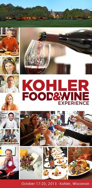 Kohler Food & Wine Festival