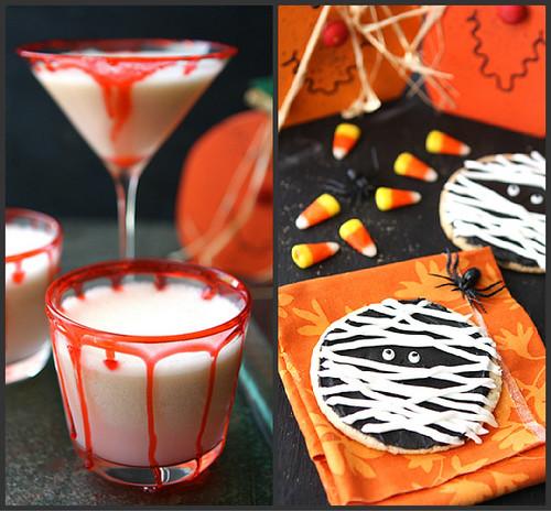 Halloween treats & drinks | Cookin' Canuck