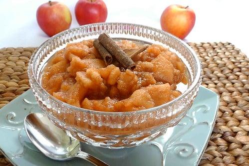 The Family Crockpot Applesauce Recipe