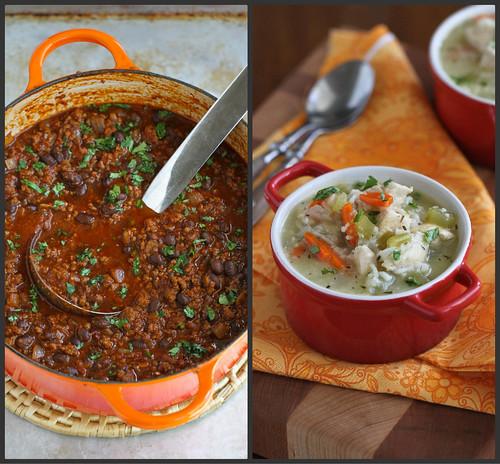 Mini Muffin Tin Meatloaf Recipe with Barbecue Sauce & Corn | cookincanuck.com #dinner