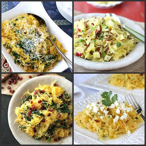 Spaghetti Squash Recipes | cookincanuck.com #vegetarian