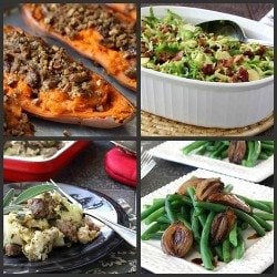 Thanksgiving Feast Recipes: Appetizers, Side Dishes, Breads & Desserts | cookincanuck.com