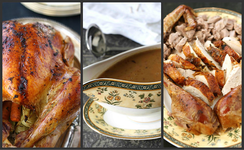 Thanksgiving Turkey and Gravy Recipes | cookincanuck.com #Thanksgiving