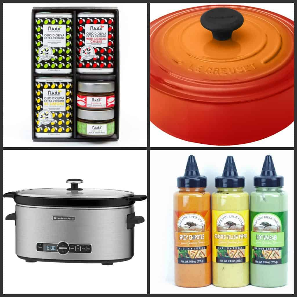 Holiday Gift Guide For Food Lovers Cookin 39 Canuck