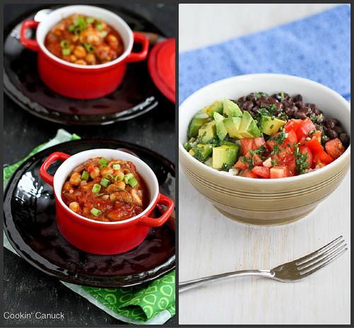 Vegetarian Recipes | cookincanuck.com #vegetarian