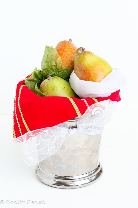 Holiday Food Gift Guide...DIY Style {Harry & David Giveaway}   cookincanuck.com