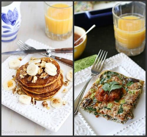 Breakfast Recipes to Feed a Crowd | cookincanuck.com #breakfast #brunch #recipe