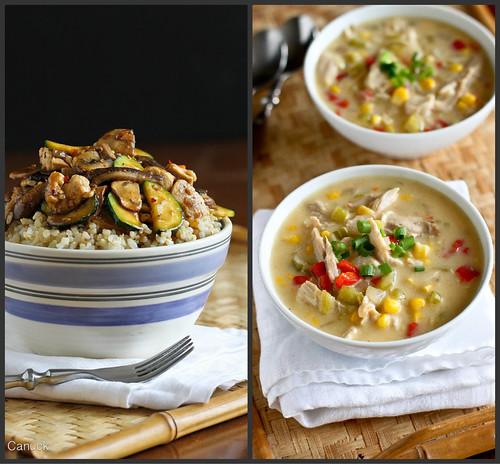 Healthy Chicken Recipes   cookincanuck.com #recipe #chicken