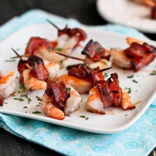 Easy Bacon-Wrapped Shrimp Appetizer