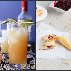 Best New Year's Eve Recipes: Cocktails & Appetizers | cookincanuck.com