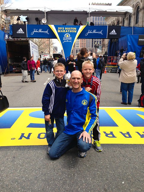The Boston Marathon: Grieving...and Looking Ahead | cookincanuck.com #running