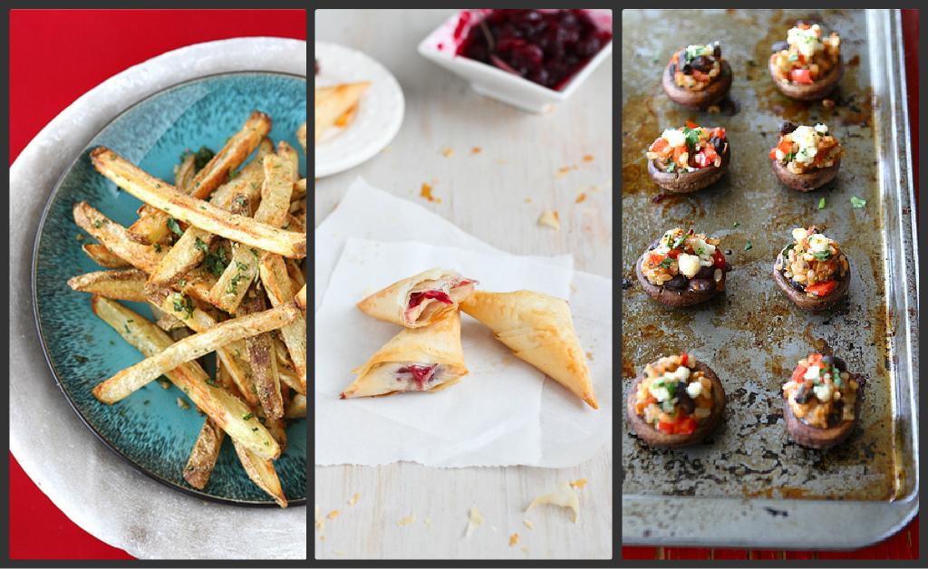15 Healthy Super Bowl Recipes | cookincanuck.com #superbowl #healthy