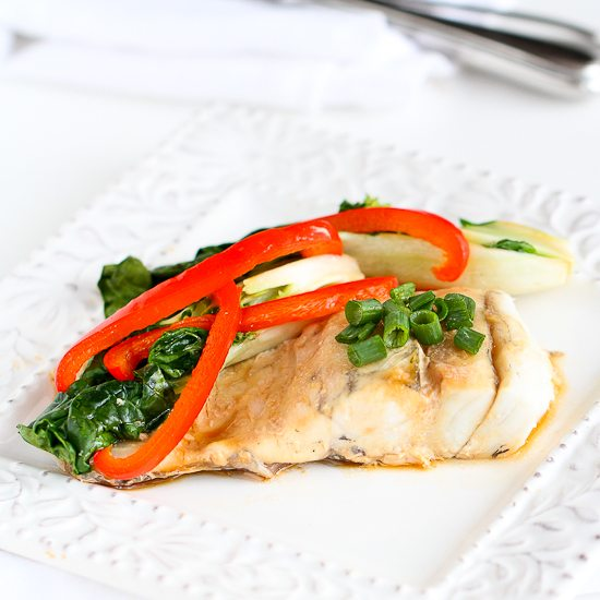 how to cook barramundi with ginger