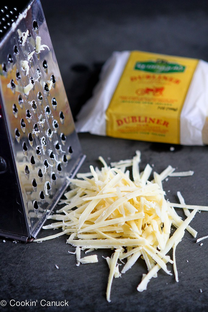 Quick Vegetarian Barley Risotto Recipe | cookincanuck.com #vegetarian #MeatlessMonday