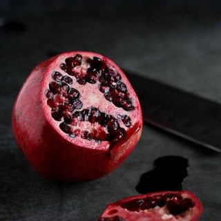 How to Seed a Pomegranate (Without Making a Mess!)