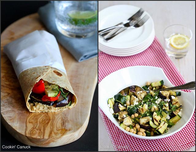 Grilled Vegetable Recipes | cookincanuck.com #vegetarian