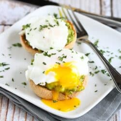 Chipotle Guacamole Eggs Benedict Recipe
