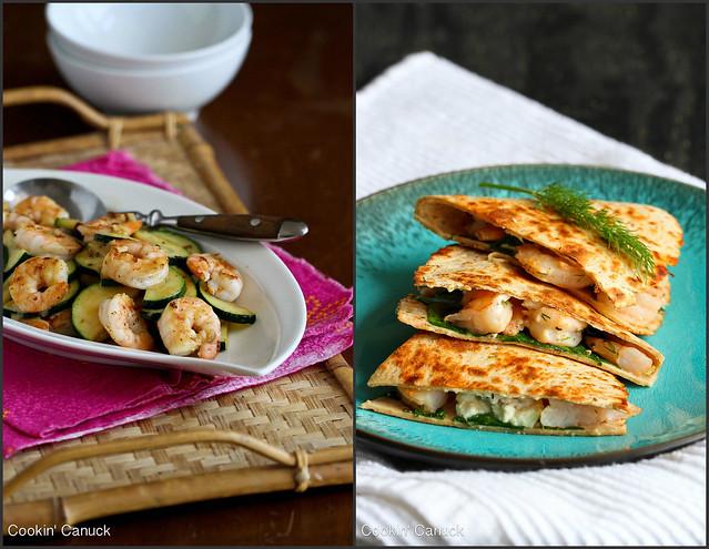 Fantastic shrimp recipes | cookincanuck.com #healthy #dinner