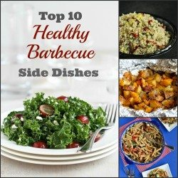 Top 10 Barbecue Healthy Side Dish Recipes