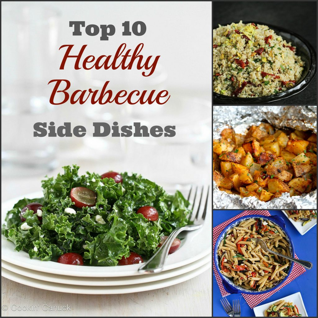 Top 10 Healthy Barbecue Side Dish Recipes