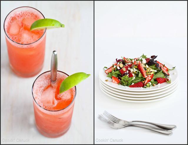 Favorite Strawberry Recipes | cookincanuck.com