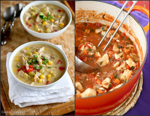 Healthy Soup Recipes   cookincanuck.com