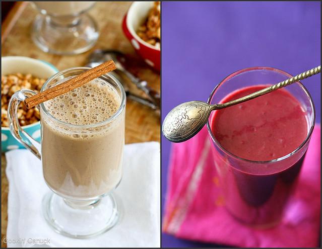 Healthy Smoothie Recipes | cookincanuck.com