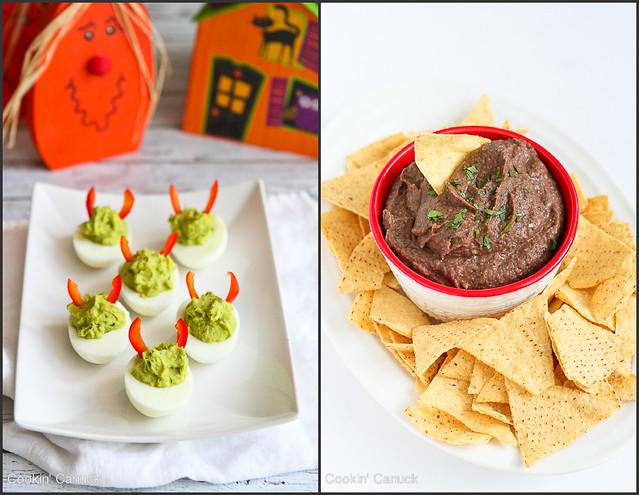Healthy Appetizers | cookincanuck.com #recipe